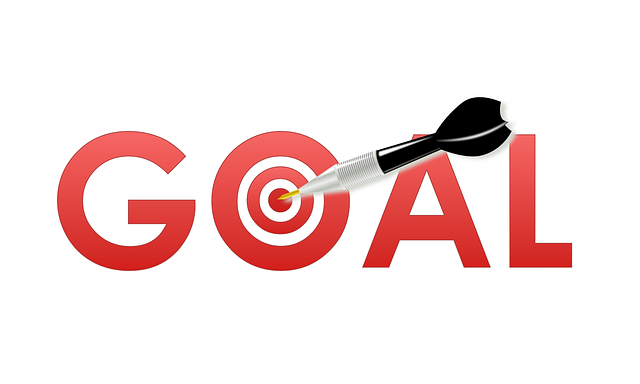 goal setting sample logo
